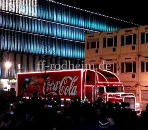 Coca-Cola Weihnachts-Truck